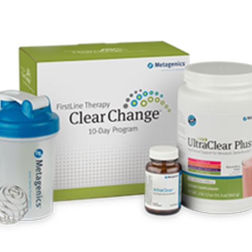 Clear Change 10 Day Program UltraClear Plus Berry|