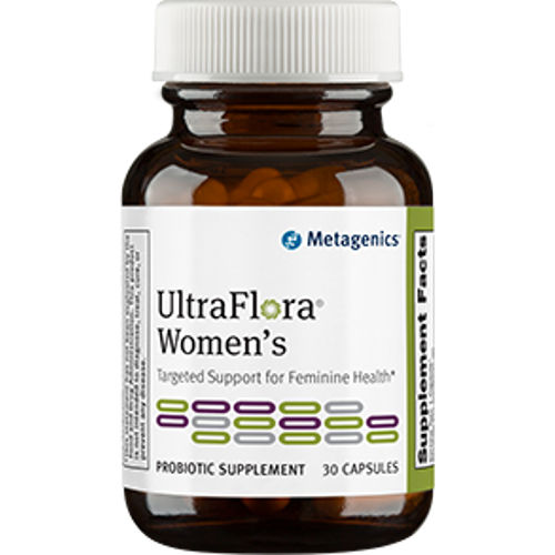 Metagenics UltraFlora Womens 30 caps|||