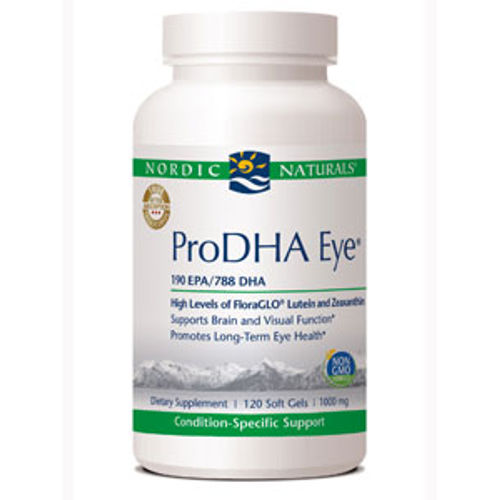 Nordic Naturals - ProDHA Eye 120 Softgels|Megafood - Thyroid Strength - 30 Veg Tablets||