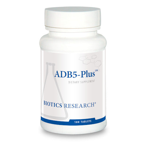 Biotics Research ADB5 Plus 180 Tabs