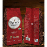 Organic Medium Dark Ground Coffee 16 oz-Coffee-Beraca-Ur Vitamins