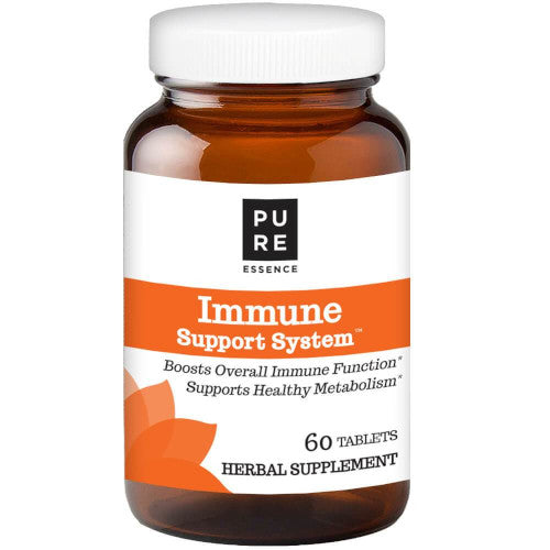 Pure Essence Immune Support System 60 Tabs