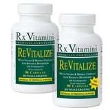 Rx Vitamins ReVitalize Iron-free 90 caps|||