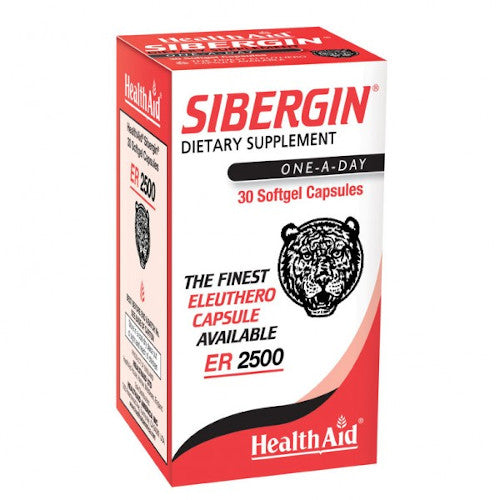 Health Aid Sibergin 30 Caps-Health Aid-Ur Vitamins