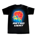 Retro Brain T-Shirt