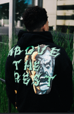 Above The Rest Hoodie OVERSIZED - Black