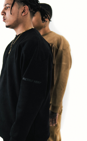 Son Of Cheese x Retrovert - Crewneck Collection