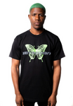 GREEN BUTTERFLY T-SHIRT