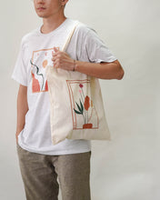 Load image into Gallery viewer, FCS EVERYDAY: RISE Canvas Tote Bag (Off White)