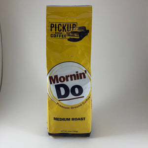 Mornin' Do 12 oz bag ground coffee