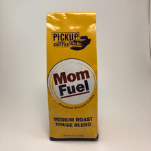 Load image into Gallery viewer, Mom Fuel 12oz bag ground coffee