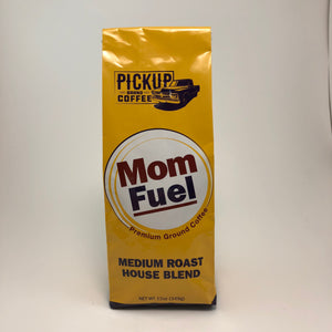 Mom Fuel 12oz bag ground coffee