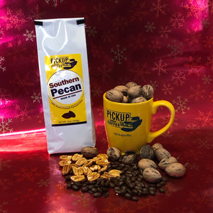 Southern Pecan 12oz bag ground coffee
