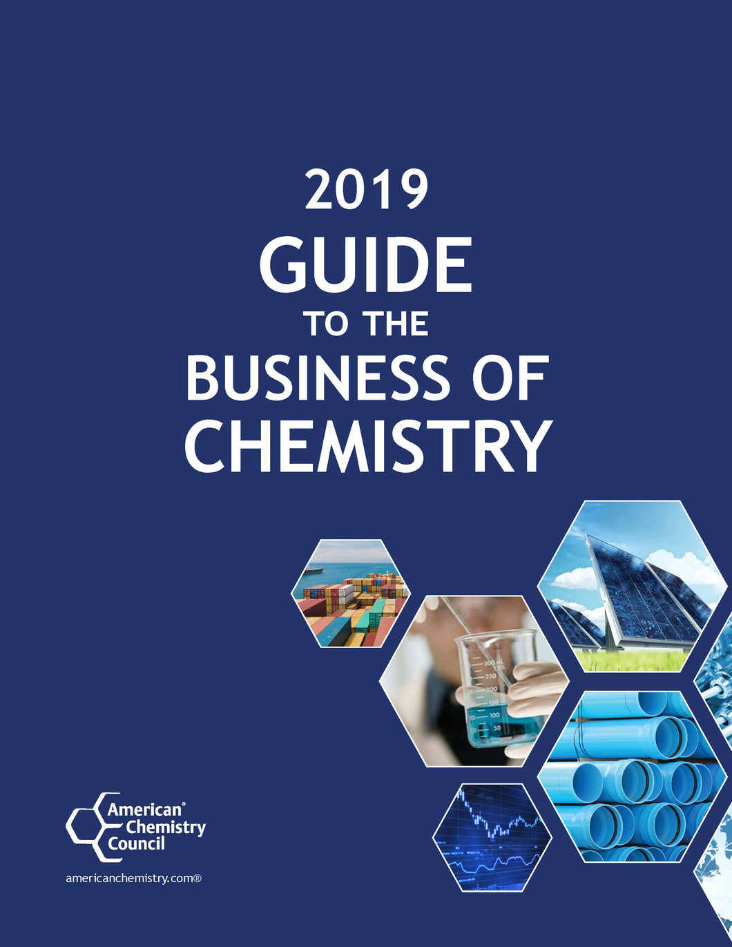 Guide to the Business of Chemistry - 2019 (hard copy version)