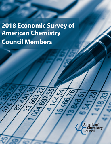 Economic Survey of American Chemistry Council Members - 2018