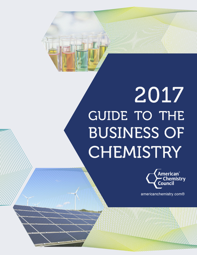 Guide to the Business of Chemistry - 2017 (hard copy version)