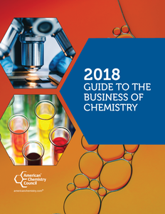 Guide to the Business of Chemistry - 2018 (hard copy version)