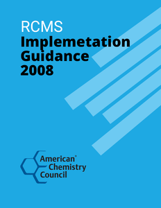 RCMS® Implementation Guidance 2008