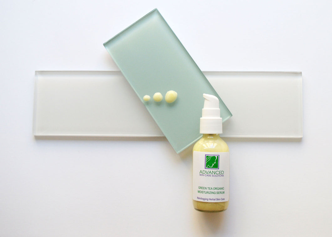 Organic Green Tea Serum Moisturizer