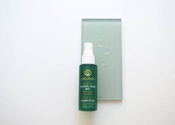 Refreshing acne facial mist travel size