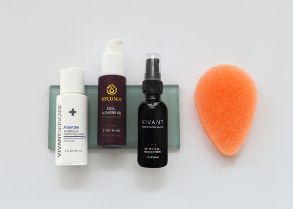 Acne Stop Kit: Speaking Frankly