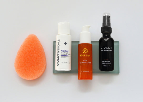 Acne Stop Kit: The Influencer