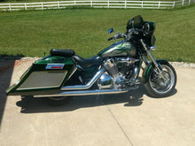 "Load image into Gallery viewer, Honda VTX 1800 6"" 9"" Bagger Kit & Lids - Backyard Air Suspension & Innovations, LLC."