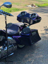 Load image into Gallery viewer, Honda VTX 1300 Tour Pak - Backyard Air Suspension & Innovations, LLC.
