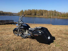 "Load image into Gallery viewer, Honda VTX 1300 4"" Bagger Kit Lids & Sidecovers - Backyard Air Suspension & Innovations, LLC."