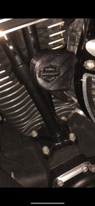 Harley EFI Wire Plug Cover - Backyard Air Suspension & Innovations, LLC.