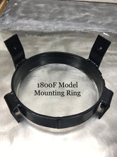 Load image into Gallery viewer, Honda VTX 1800F Black Daymaker with Mounting Rings - Backyard Air Suspension & Innovations, LLC.