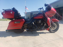 Load image into Gallery viewer, Harley Touring 09'-Present Manual Center Stand with Rear Air Ride - Backyard Air Suspension & Innovations, LLC.