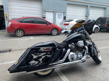 "Load image into Gallery viewer, Honda VTX 1800 6"" 9"" Bagger Kit Lids & Sidecovers - Backyard Air Suspension & Innovations, LLC."
