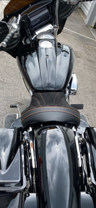 Honda VTX 1800 Speedo Cover/Stretched Dash - Backyard Air Suspension & Innovations, LLC.