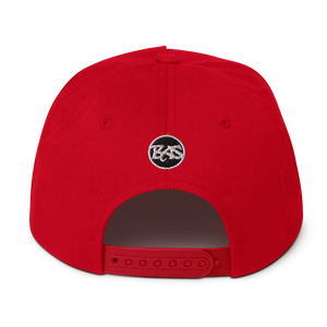 BAS Flat Bill SnapBack Hats - Backyard Air Suspension & Innovations, LLC.