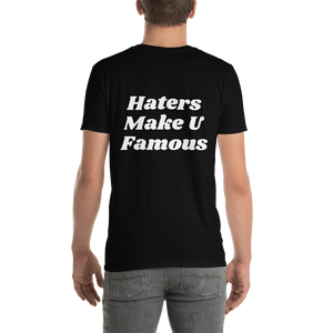 BAS Haters Men's T-Shirt - Backyard Air Suspension & Innovations, LLC.