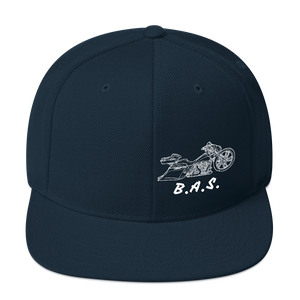 BAS Sideview Bagger Hats - Backyard Air Suspension & Innovations, LLC.