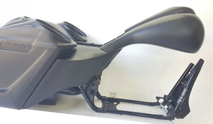 Harley Stretched Tank Shrouds Side Cover #2 - Backyard Air Suspension & Innovations, LLC.
