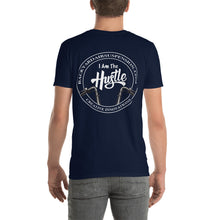 Load image into Gallery viewer, BAS I Am The Hustle Short-Sleeve Men's T-Shirt - Backyard Air Suspension & Innovations, LLC.