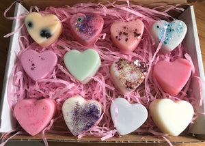 Sample Box - Random mix of 12 melts ❤️ Limited amount Available ❤️