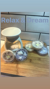 The Relax & Dream Duo Pots