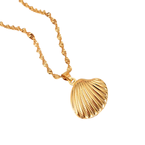 Charming Shell Necklace