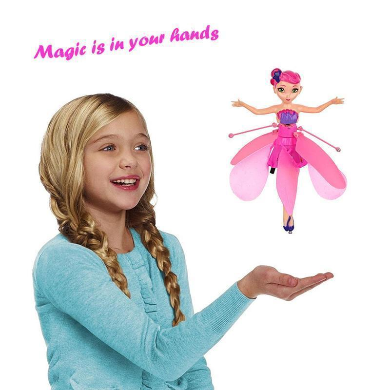 Merryferris™ Flying Fairy Toy