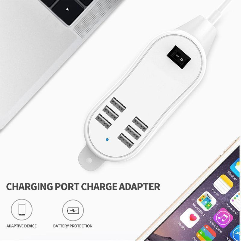 Multi-Port Charging Station
