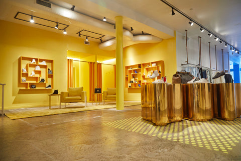 FLYING SOLO STORE INTERIOR WEST BROADWAY 420 NEW YORK