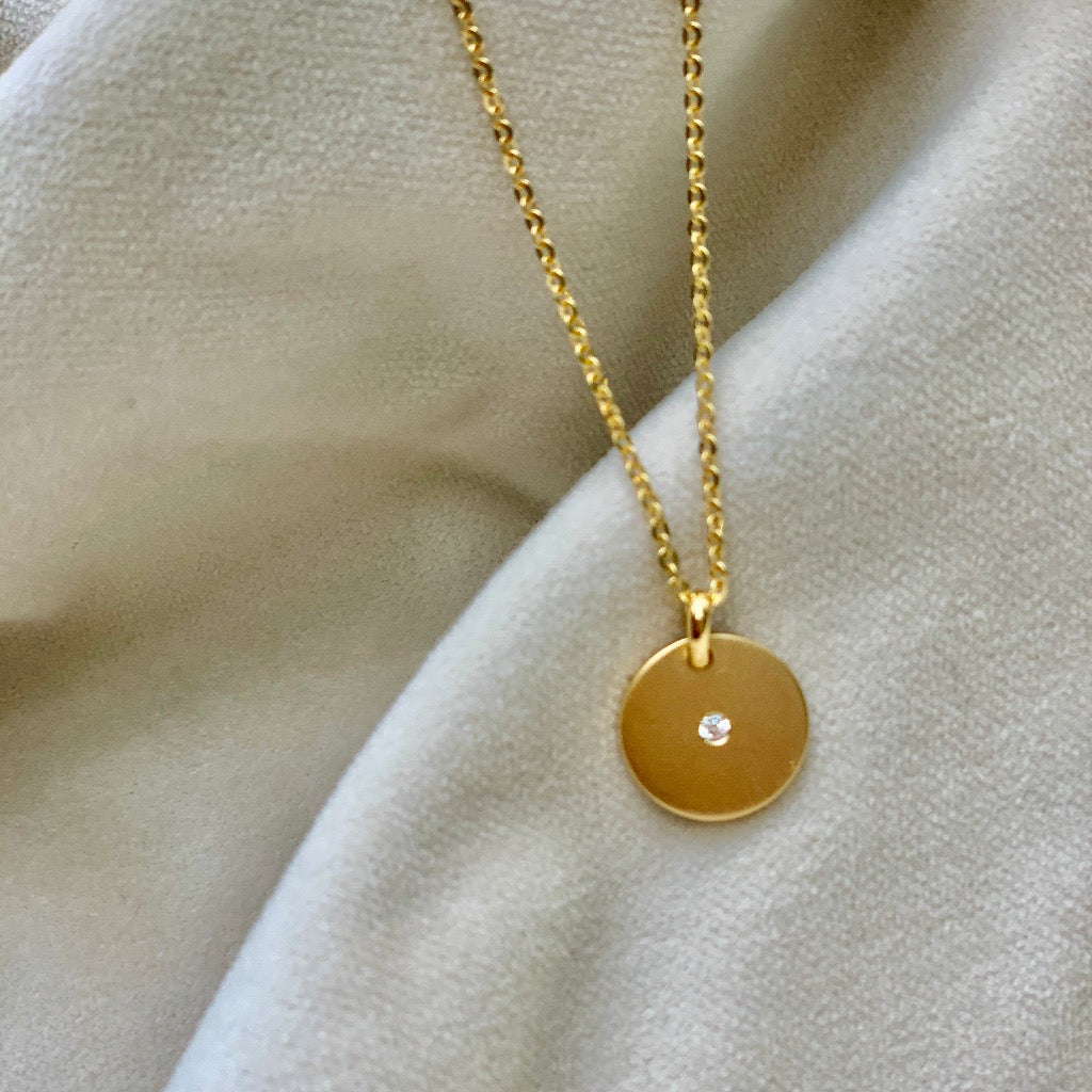 The Mustard Seed for women - ZOE HOOP JEWELRY