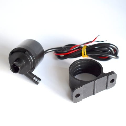 12V IP68 Submersible Super Micro DC Water Pump with bracket
