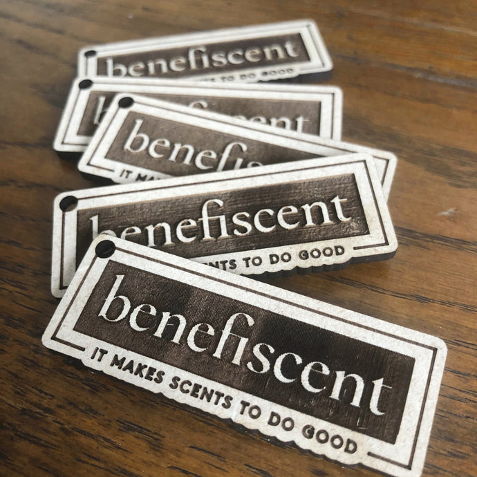 Benefiscent Key Chain