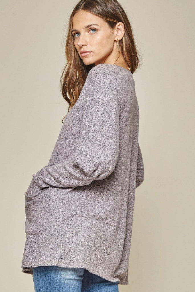 Into The Deep Pocket Tunic