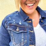 Kancan Ronelle Classic Trucker Jacket